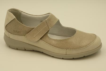 zapato cómodo velcro