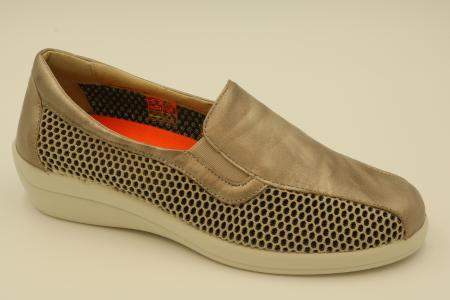 zapato comodo plantilla extraible